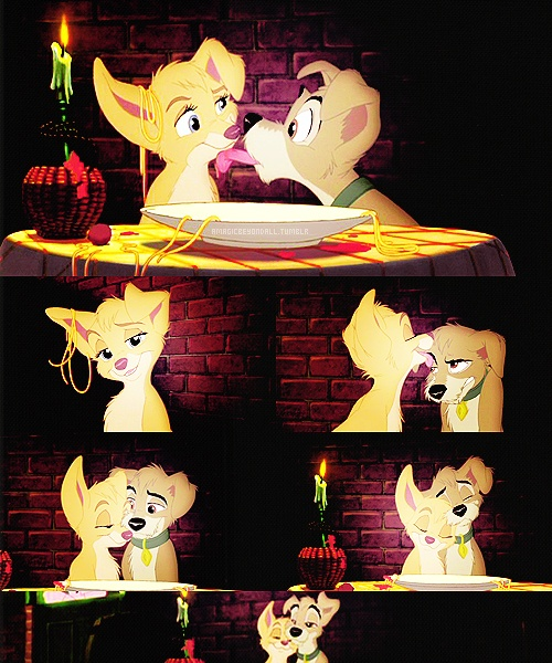 17 best images about lady and the tramp on pinterest