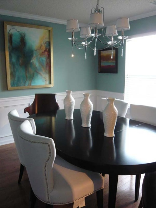 Colors To Paint A Dining Room Concept Mesmerizing Design Review