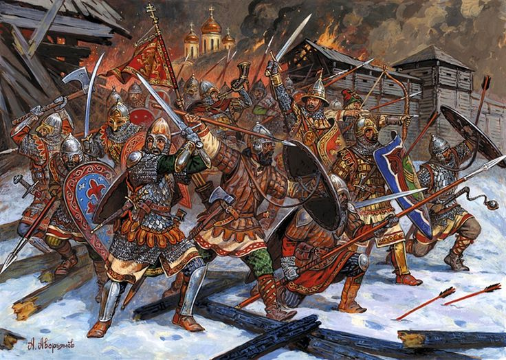 Medieval Russian History The 87