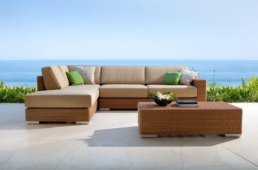 Polyrattan Eckcouch Como Gartenmobel Aus Polyrattan Objekteinrichtung Gartenmobel Outdoor Sofa Lounge Gartenmobel