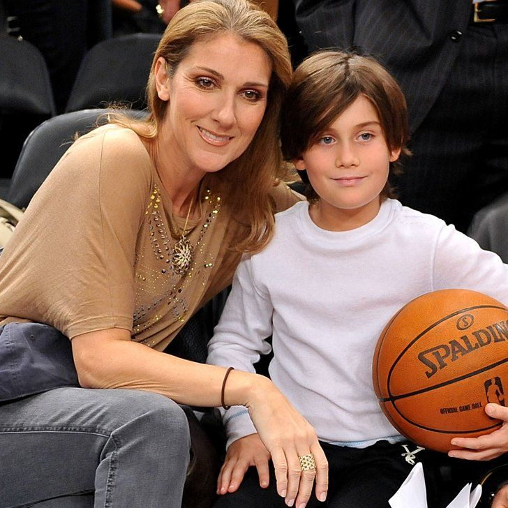 Celine Dion's Son Is All Grown Up — See What He Looks Like Now!