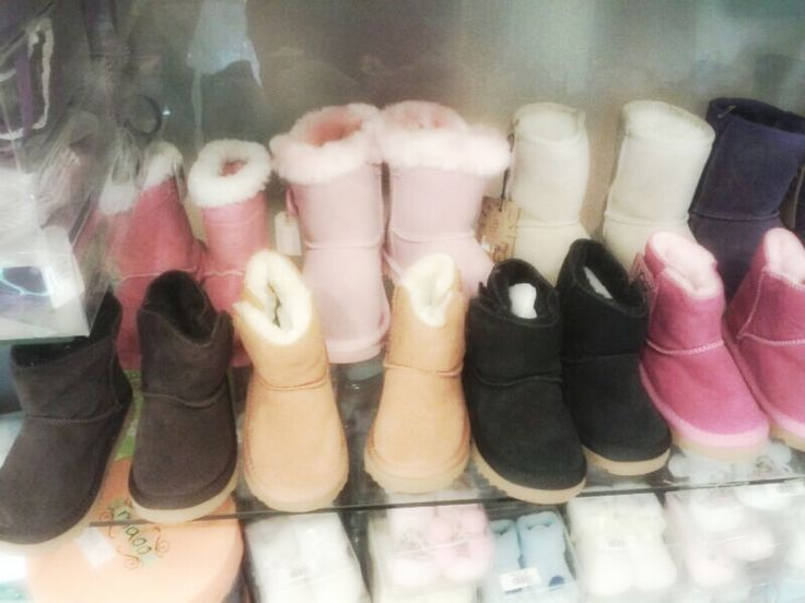boots for your baby at mivi baby shop, Bandung, Indonesia.