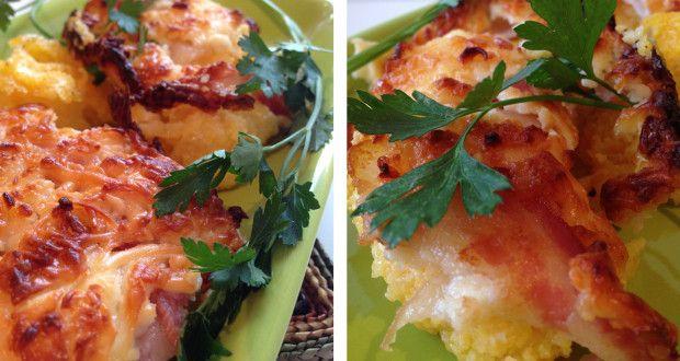 Mamaliga cu cas si bacon la cuptor – o mancare traditionala romaneasca adaptata | FoodGeek - Retete Culinare