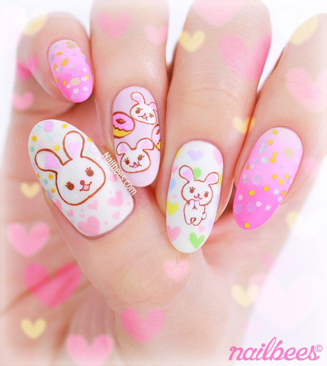 Mofy Nail Art | nailbees