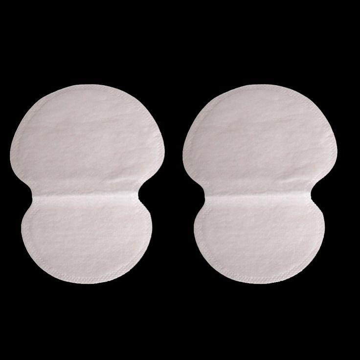 10 Worków Jednorazowe Pod Pachami Pochłaniające Potu Pod Pachami Dezodorant Antyperspirant Klocki