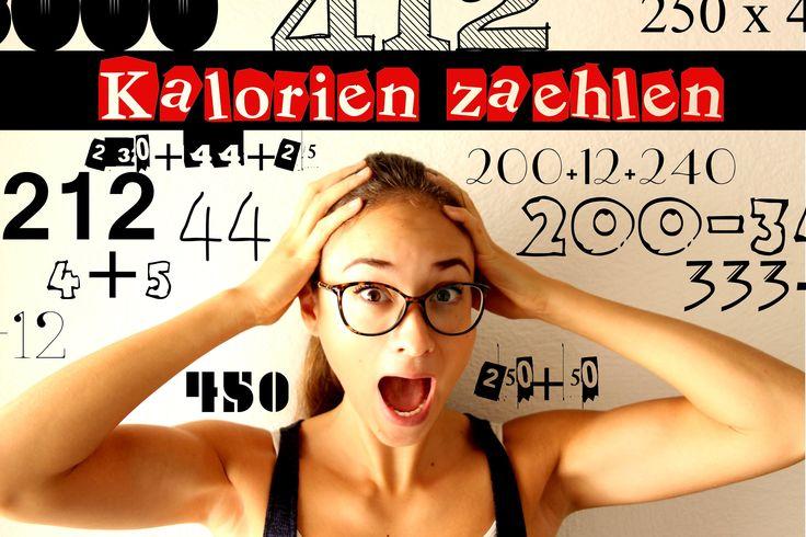 Kalorien zählen - Kalorienbedarf berechnen - Abnehmen - Anleitung - Makr...