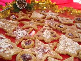 Raw vegan christmas cookies recipe - Food fast recipes