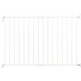 Munchkin Extending Extra Tall and Wide Metal Gate, White $64.99