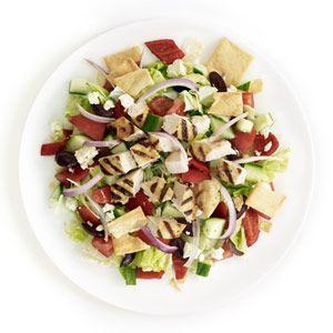 Greek Salad Recipe - Good Housekeeping
