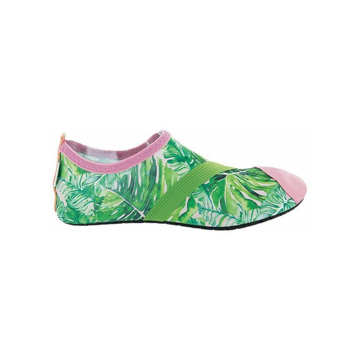 coco palm special edition fitkicks color, green and pink
