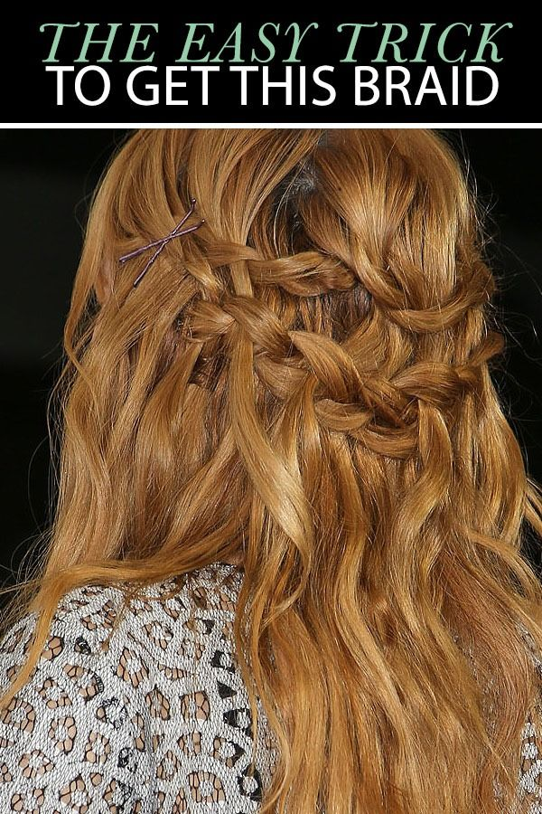 how to get romantic braids