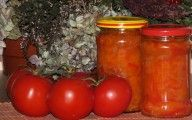Sałatka z marchewki i czerwonej papryki