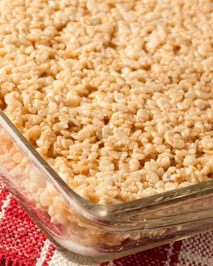 17 Best Ideas About Rice Krispies Treats On Pinterest