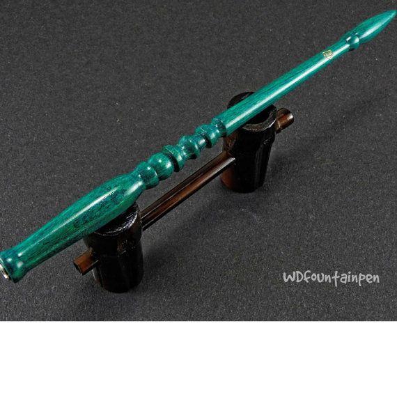 Calligraphy pen holder/straight dip pen holder by WDFOUNTAINPEN