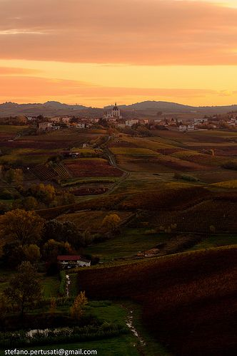 Fontanile, Monferrato, Piemonte, Italy
