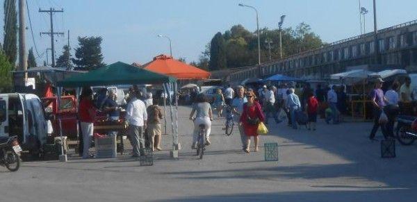 Πρέβεζα: Την Πέμπτη αντί για Σάββατο θα γίνει η Λαϊκή Αγορά της Πρέβεζας με πολλές ΑΝΤΙΔΡΑΣΕΙΣ