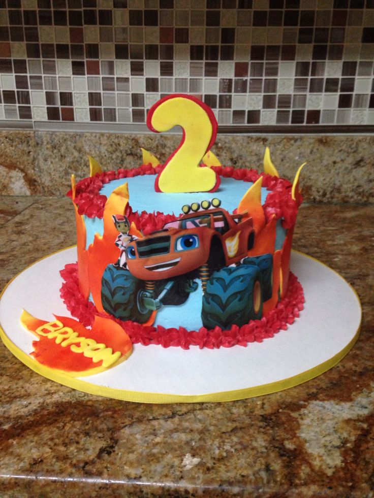 Pin Curious George Cake On Pinterest