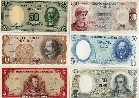 Chile's type of currency is called a peso.