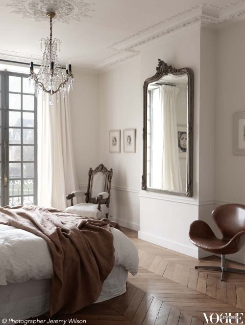 Vogue Living Place des Vosges has been restored  to its original classic beauty from..A sense of place.