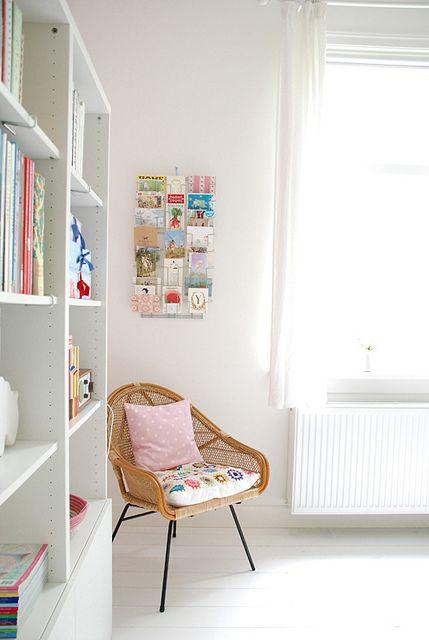 cosy nook to read