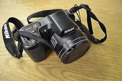 Nikon Coolpix L100 10 MP Digital Camera with 15x Optical (VR) L352943A-OK - http://cameras.goshoppins.com/digital-cameras/nikon-coolpix-l100-10-mp-digital-camera-with-15x-optical-vr-l352943a-ok/