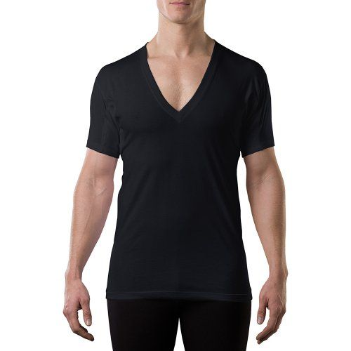 Sweat Proof Undershirts with Anti-Microbial Underarm Sweat Pads by Thompson Tee, Original Fit, DeepV - http://www.darrenblogs.com/2017/04/sweat-proof-undershirts-with-anti-microbial-underarm-sweat-pads-by-thompson-tee-original-fit-deepv/
