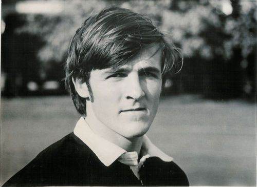 JOHN MOLONEY St MARYS COLLEGE & IRELAND RUGBY INTERNATIONAL PLAYER - as I remember him!