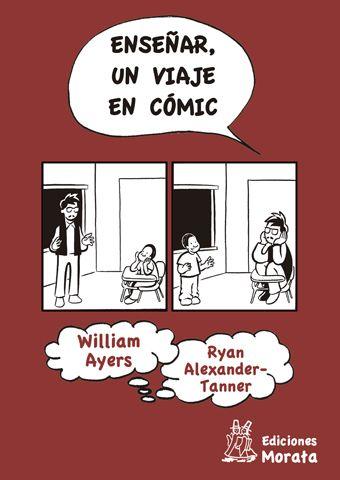 Enseñar, un viaje en cómic | Ediciones Morata