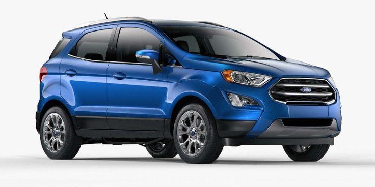 2018 Ford Ecosport  $19,000 - $28,000 (est)
