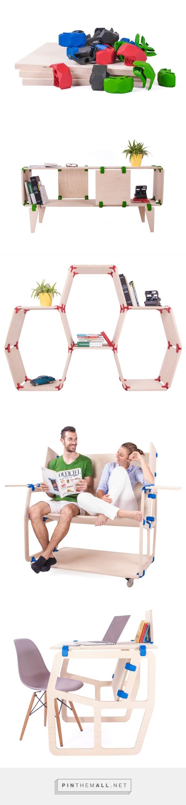 Tinker Toys For Adults? | Yanko Design - created via https://pinthemall.net