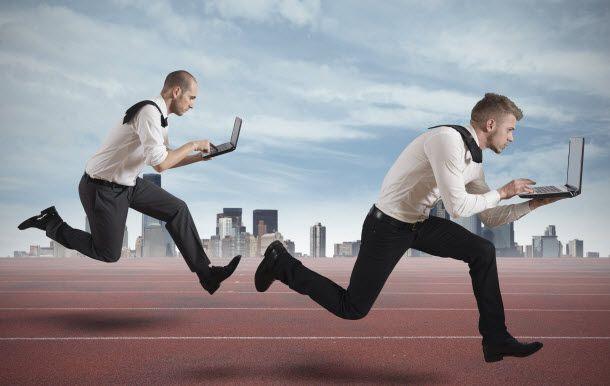Online minden gyorsabban megy mint a hagyományos életben és gyorsabban nyerhetsz vagy veszíthetsz el játszmákat
