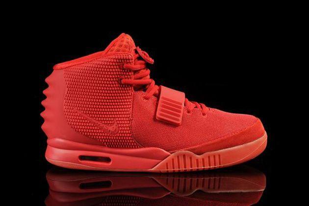 """Nike Air Yeezy 2 """"Red October"""" Releasing December 27"""