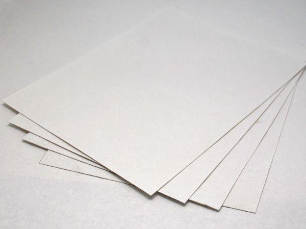 Papier czerpany A4 biały - 1 arkusz - 200gsm - Namaste Na-Strychu