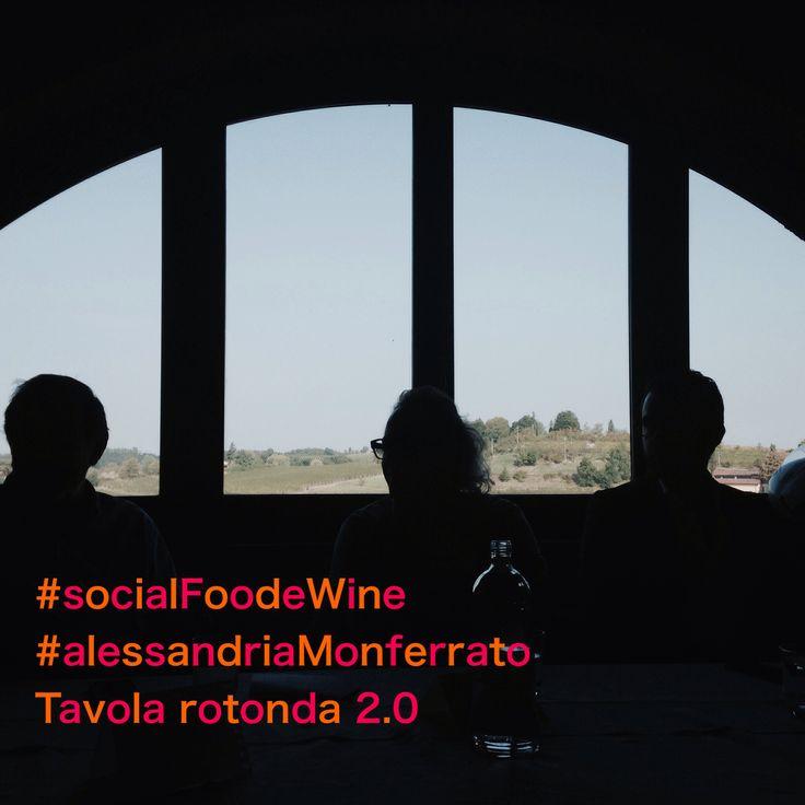#socialfoodewine Formazione 2.0 a Villa Sparina Resort | Gavi | #alessandriaMonferrato| @biteg
