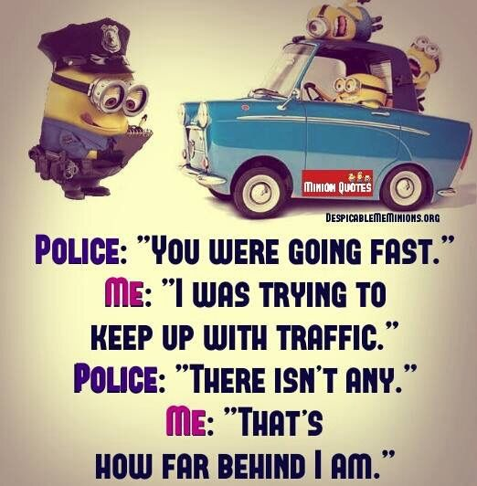 """Police: """"You there going fast"""" ... 