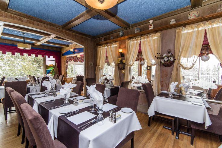 Restaurant Uno – Vue salle à manger et décor – Hotel Spa Watel
