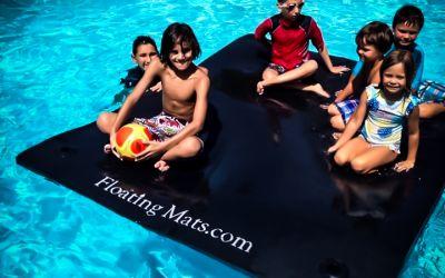 Floating Mats | Floating Mats for Lake | Floating Water Pads Floating Lake Mats | Water Mats for the Lake | Lake Float Mat