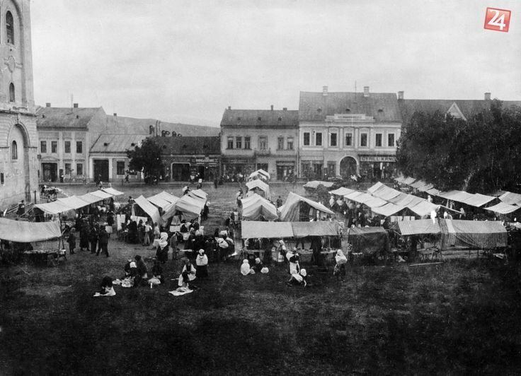 Ondrejský jarmok v minulosti - Brezno