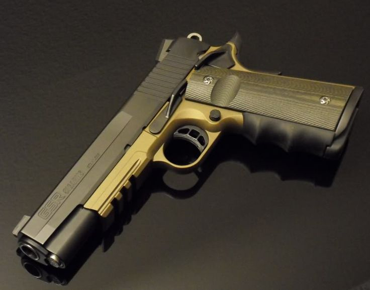 Sig 1911 GSR Custom Cerakoted!! Take a Look!! - Calguns.net