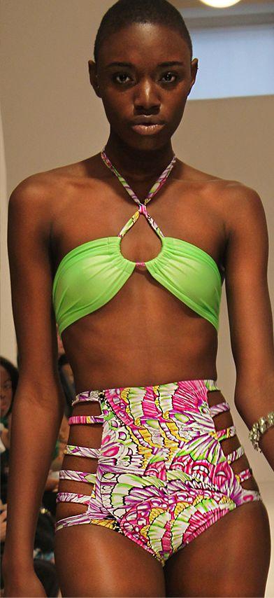 Allusions by A. Lekay, Miami Fashion Week 2014 Desginer