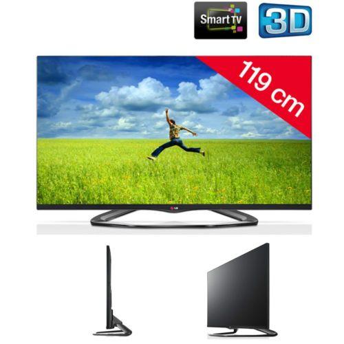 LG 47LA660S - LED-FERNSEHER 3D SMART TV