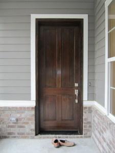 Appealing Jacobean Stain Front Door Ideas - Plan 3D house - goles.us ...