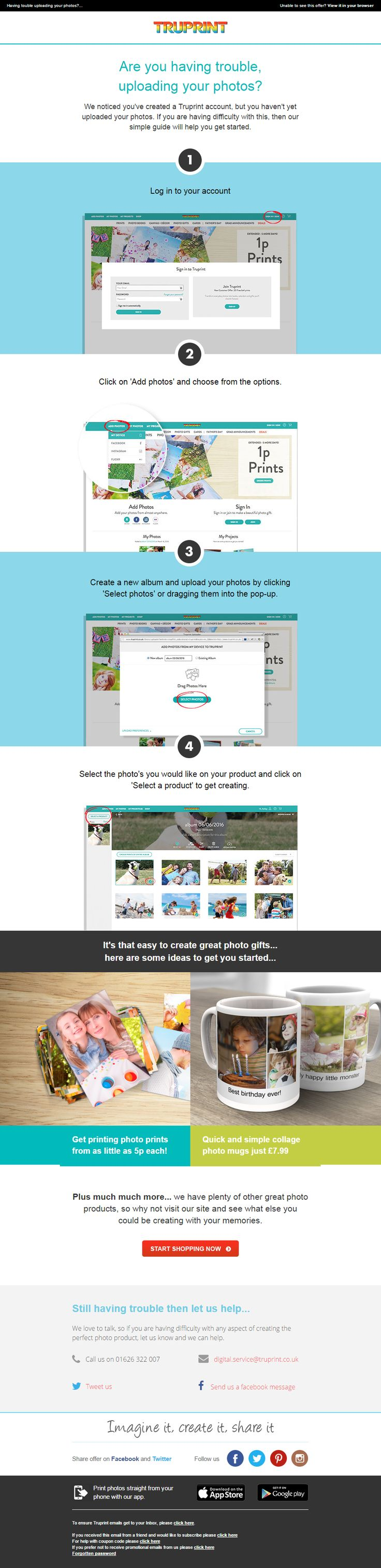 The 8 best Browse Abandon Emails: Gifts images on Pinterest | Cart ...