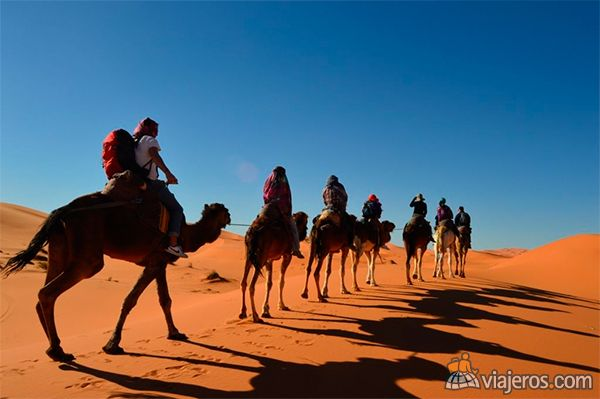 Merzouga, Marruecos, destacada del concurso de fotos de mayo. Foto de la viajera laurascioli. Mira más fotos ganadoras en www.viajeros.com