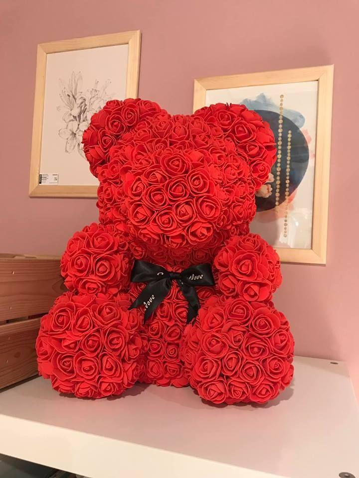 Berühmt Rosen Bär #Geschenkideen, #GeschenkfürFrauen, #für meine beste @NN_63