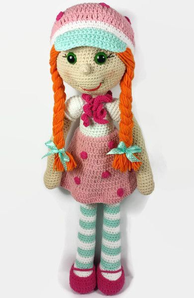 Large Amigurumi Doll : 10 Best images about crochet dolls and animals on ...