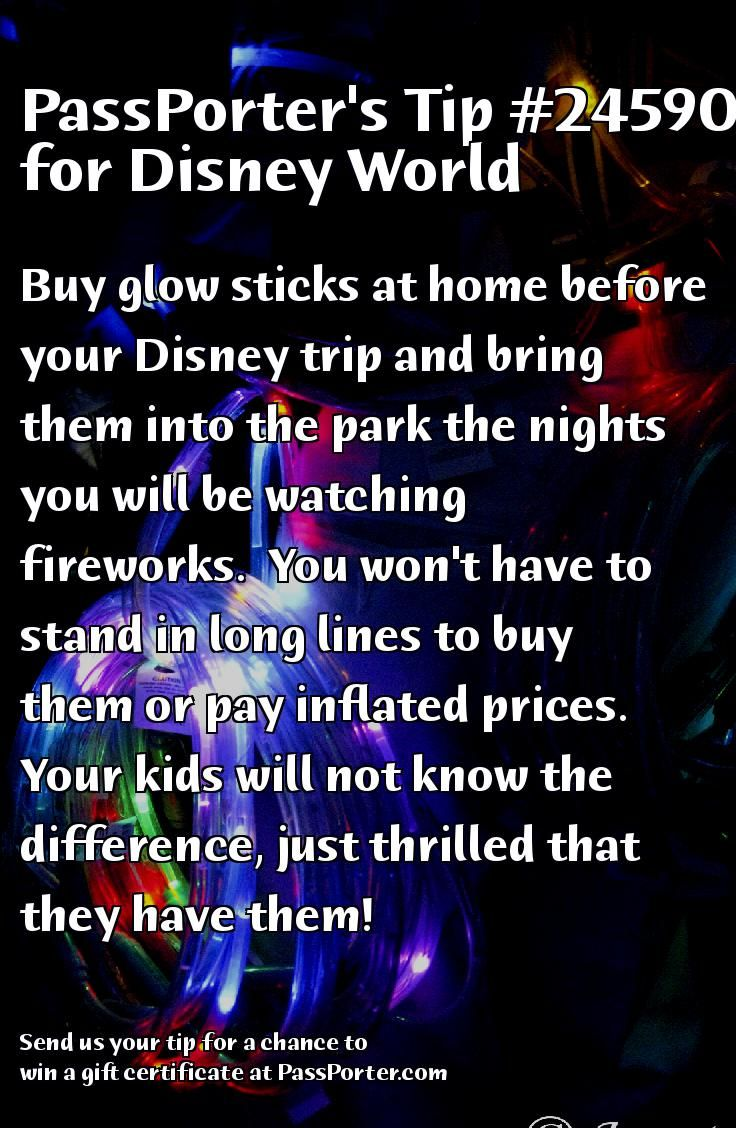 travel tips bring your disney world florida