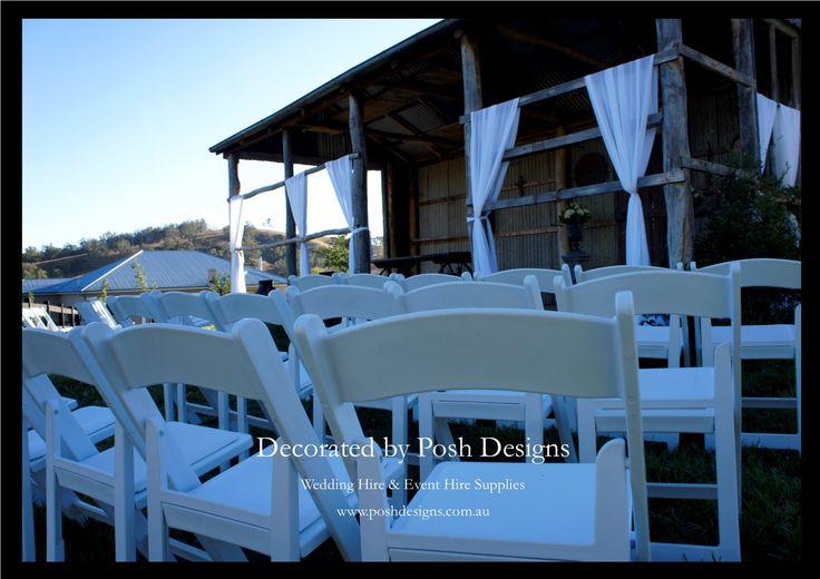 #gladiatorchairs #draping #wedding #theming available at #poshdesignsweddings - #sydneyweddings #southcoastweddings #wollongongweddings #canberraweddings #southernhighlandsweddings #campbelltownweddings #penrithweddings #bathurstweddings #illawarraweddings  All stock owned by Posh Designs Wedding & Event Supplies – lisa@poshdesigns.com.au or visit www.poshdesigns.com.au or www.facebook.com/.poshdesigns.com.au #Wedding #reception #decorations #Outdoor #ceremony decorations