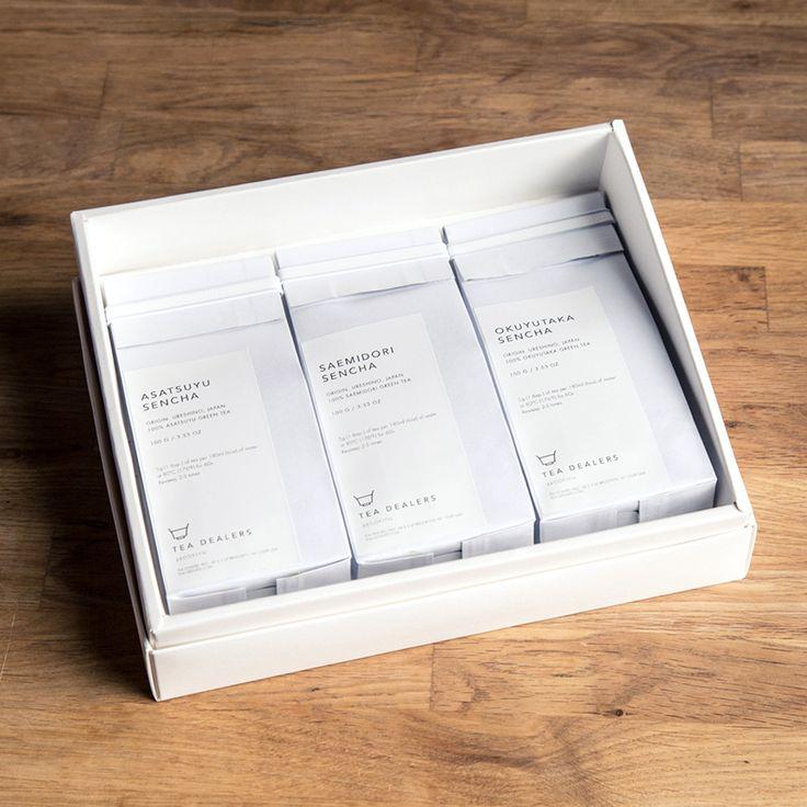 Japan: Ureshino No Kodawari Tea Gift Set