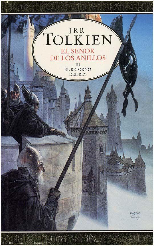 El Señor de los Anillos. El Retorno del Rey | J.R.R. Tolkien.